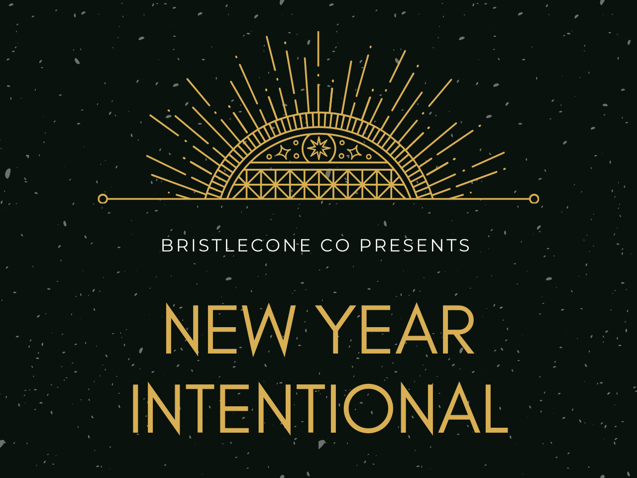 New Year Intentional - Web