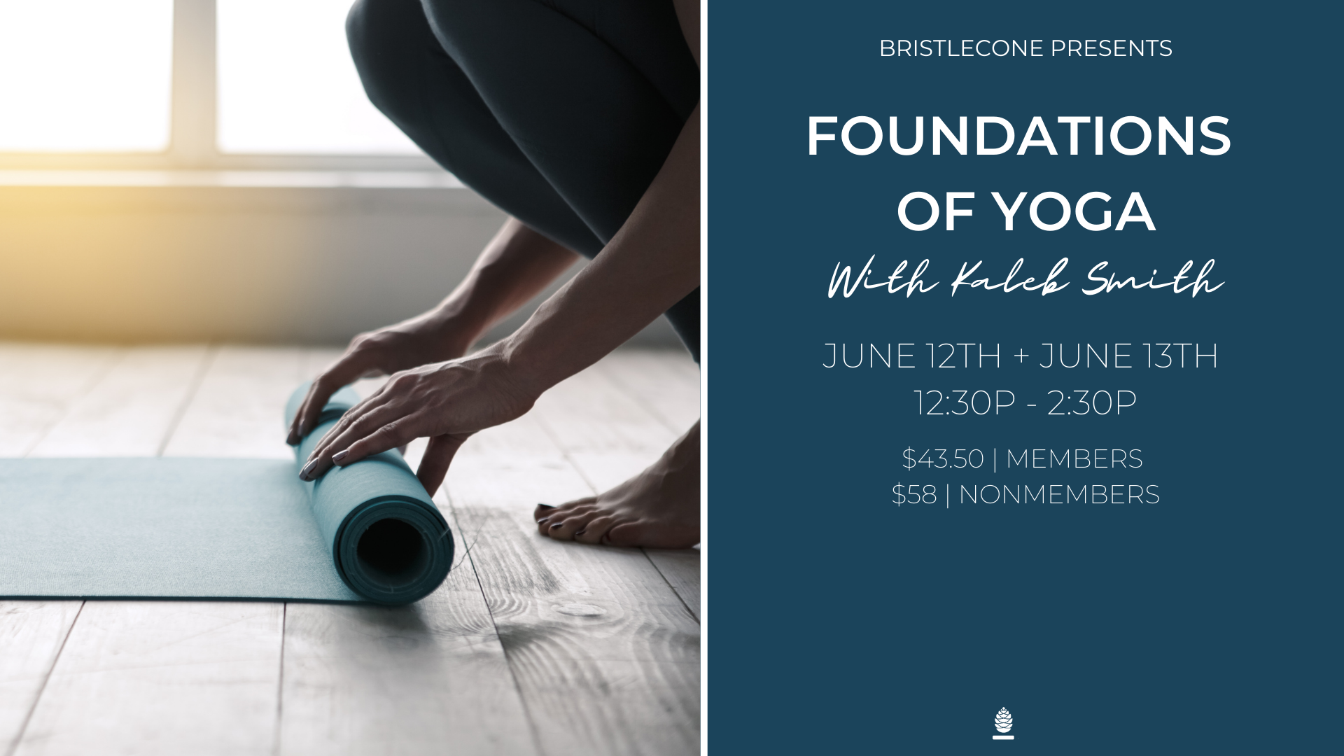 Foundations of Yoga Poster